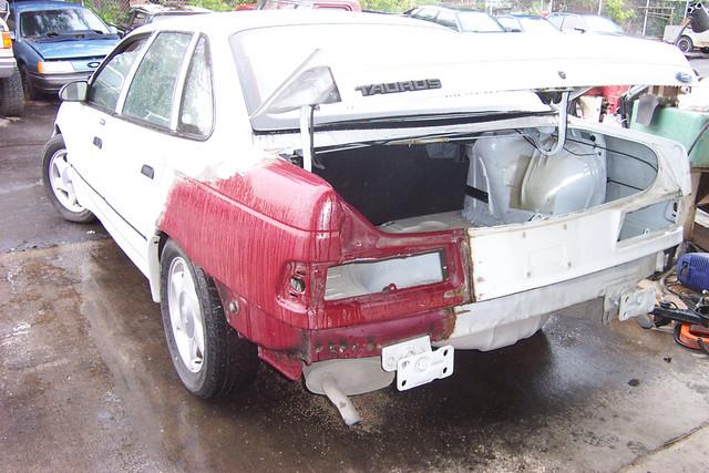 1990 Ford Taurus SHO rescue | Garp
